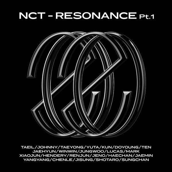 NCT《RESONANCE Pt.1》封面