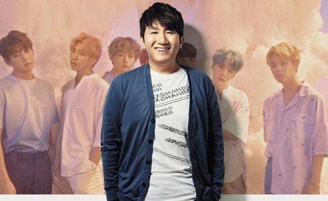 房时赫:我认为 BTS 防弹少年团能获得成功主要是因为 SNS!