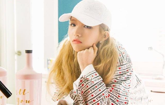 全素妍将加入 CUBE 新女团「Idle」,已完成出道专辑封面拍摄