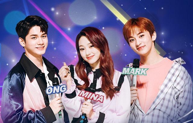(縮圖) 邕聖祐、美娜、MARK《音樂中心 (Music Core)》