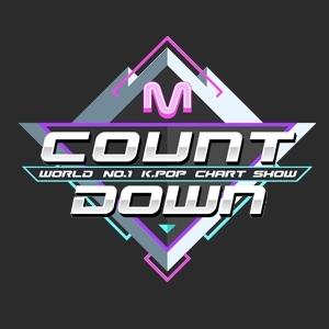 《M!Countdown》logo (方形)