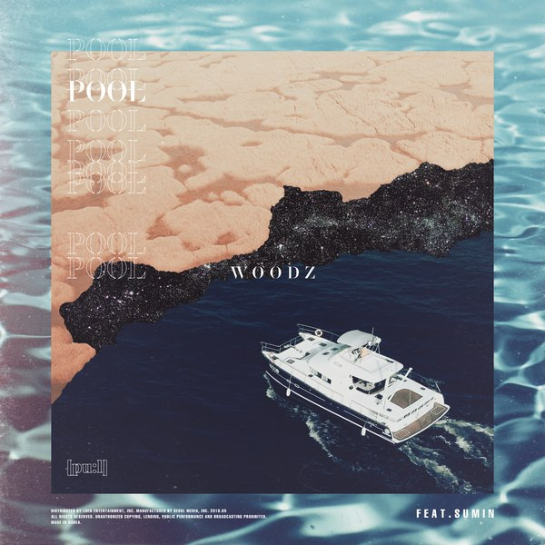 WOODZ (承衍)《POOL》封面