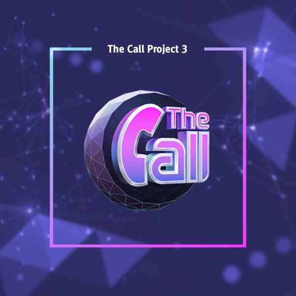 《The Call》第三次企劃 封面