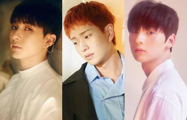 (縮圖) Aron、溫流、黃旼炫