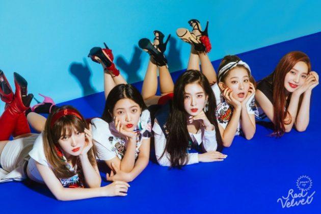 Red Velvet《Summer Magic》概念照