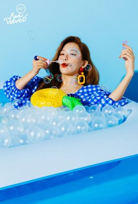 SEUL GI《Summer Magic》概念照