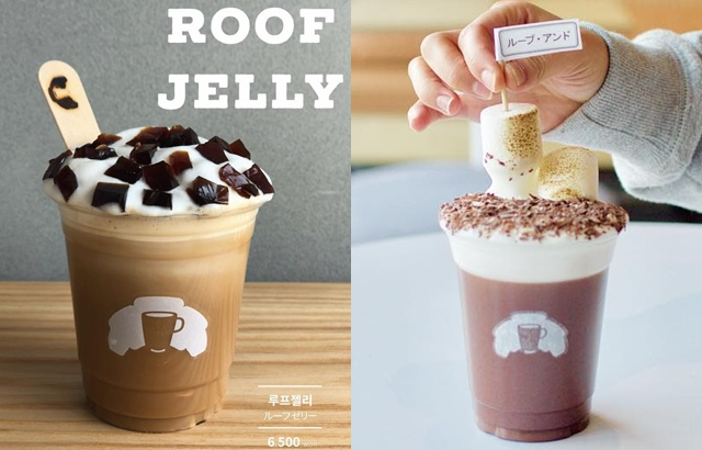 ROOF Jelly、牛奶巧克力