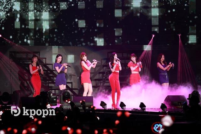 A Pink 香港演唱會