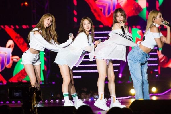 EXID《2018 K-FLOW》演唱會
