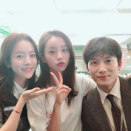韓志旼、惠利、池晟