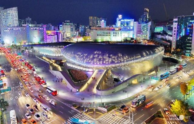 東大門設計廣場 DDP