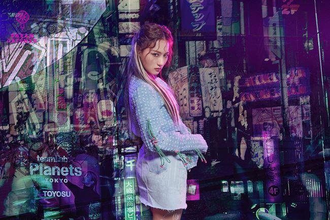 DREAM CATCHER《Alone In The City》概念照:Si Yeon