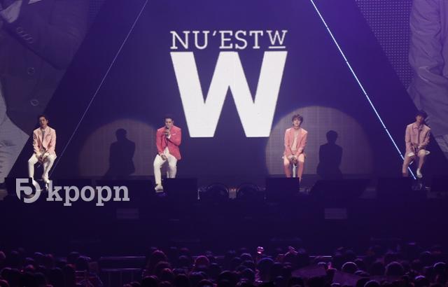 NU'EST W 香港演唱會