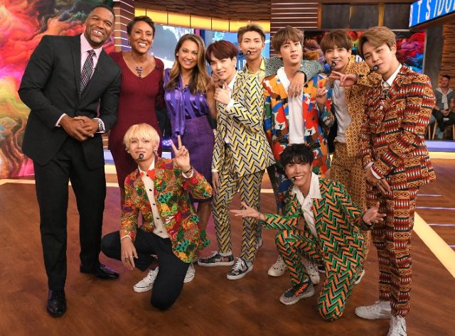 BTS 防彈少年團《Good Morning America》
