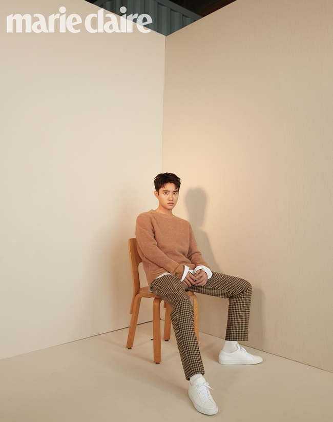D.O.《marie claire》