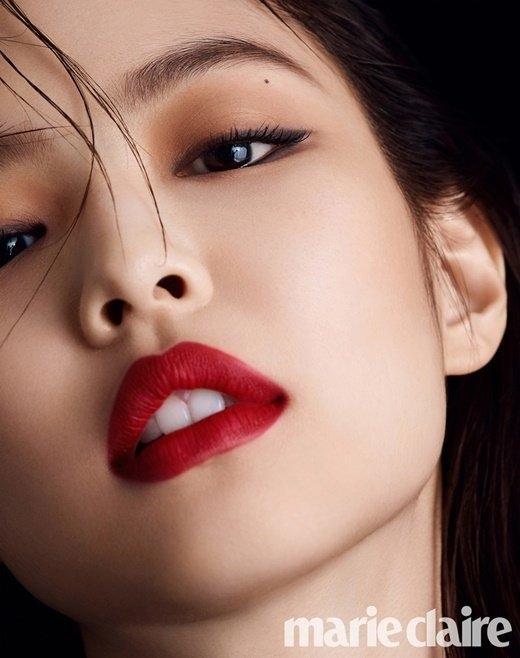 Jennie《marie claire》10月號