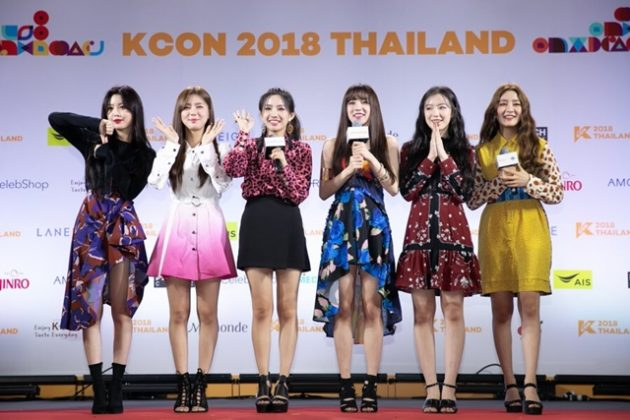《KCON 2018 泰國》(G)I-DLE