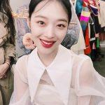 Sulli《W Korea》十月號花絮