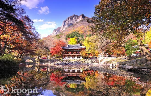 內藏山國家公園:白羊寺