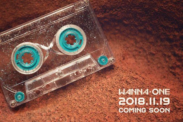 Wanna One 回歸預告照