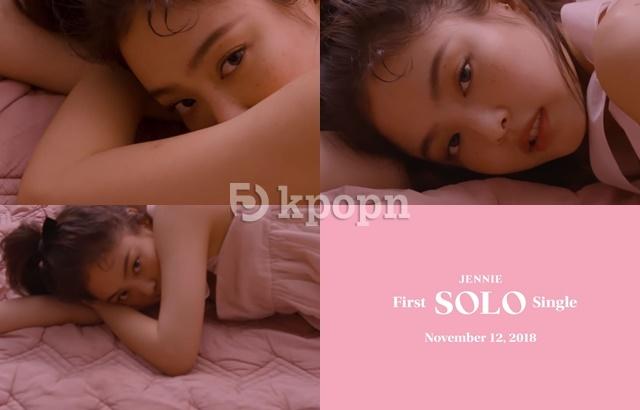 縮圖 / JENNIE《SOLO》MV 預告截圖