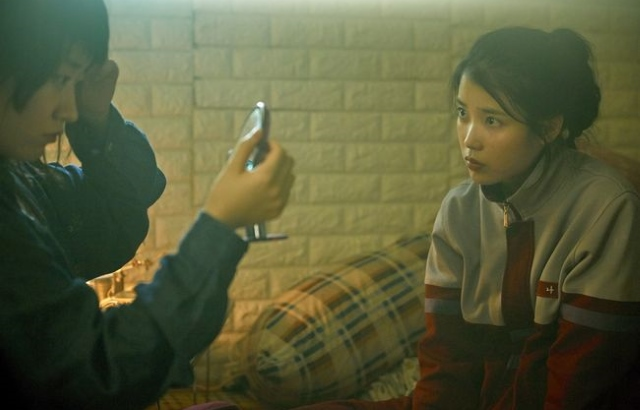 MYSTIC 製作、IU 主演的原创系列电影《Persona》首波剧照公开