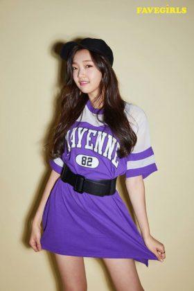 FAVE GIRLS@Park So Eun