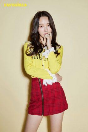 FAVE GIRLS@Shin Ji Yoon