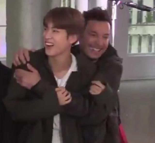 Jin、吉米法倫