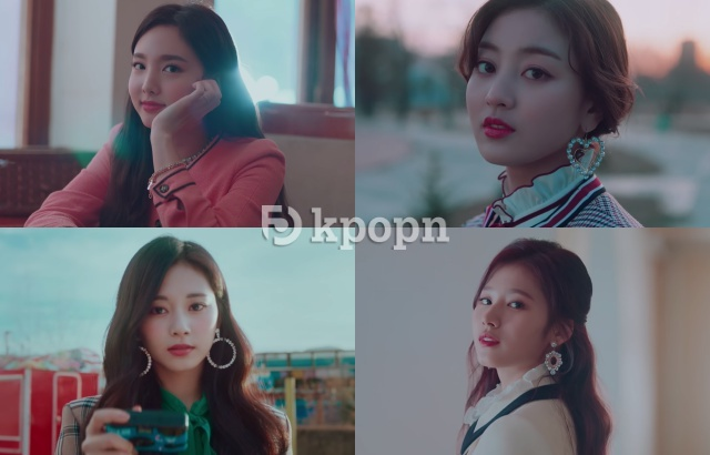 TWICE《The Best Thing I Ever Did》預告截圖