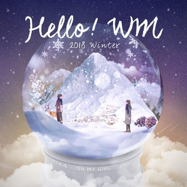 WM Ent. 冬季單曲《Timing》封面