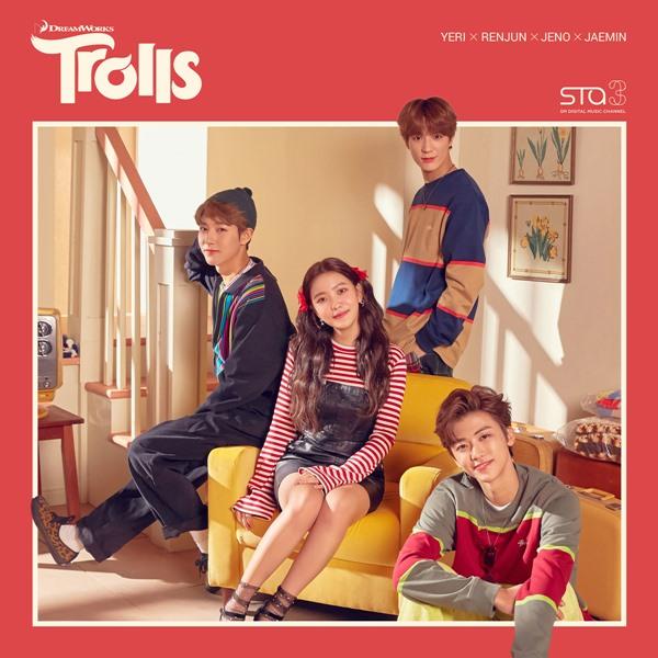 STATION x 《魔髮精靈》韓版 OST 專輯封面