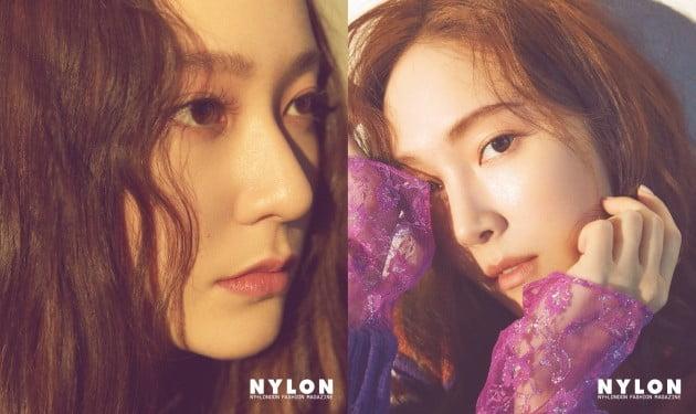 Jessica、Krystal《NYLON》畫報