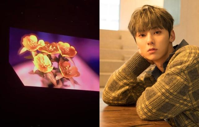 縮圖 / NU'EST W 演唱會神秘預告、黃旼炫