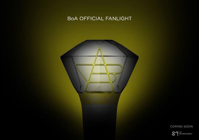 BoA 手燈預覽照