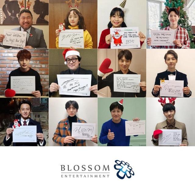 Blossom Entertainment 演員