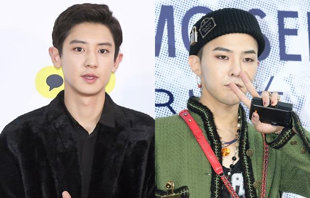 縮圖 / Chan Yeol、G-Dragon
