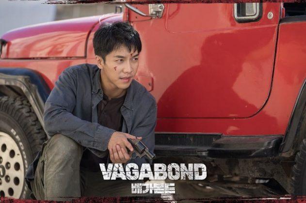 李昇基《VAGABOND》劇照