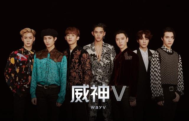 縮圖 / 威神V (WayV)