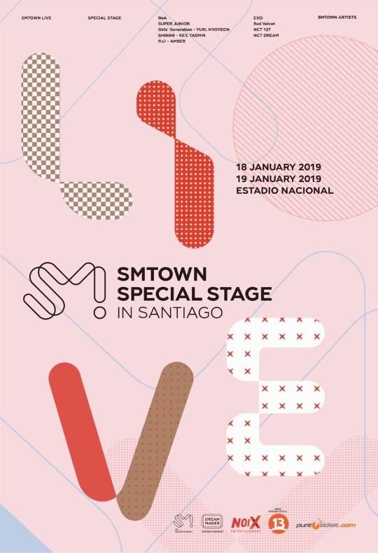 SM 智利演唱會