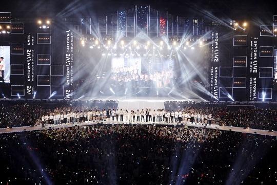 SM 演唱會