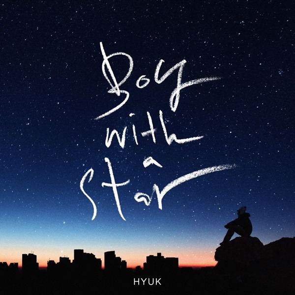 Hyuk《Boy with a Star》封面