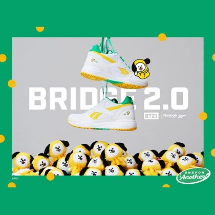 CHIMMY x Reebok 聯名鞋@BRIDGE 2.0 系列