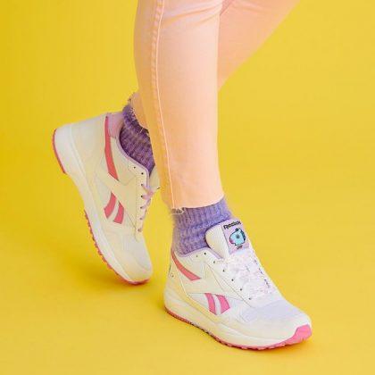 MANG x Reebok 聯名鞋@BRIDGE 2.0 系列