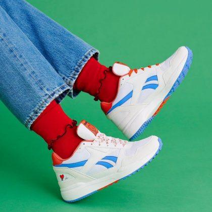 TATA x Reebok 聯名鞋@BRIDGE 2.0 系列