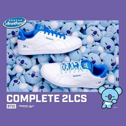 KOYA x Reebok 聯名鞋@COMPLETE 2LCS 系列