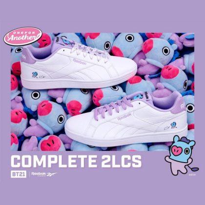 MANG x Reebok 聯名鞋@COMPLETE 2LCS 系列
