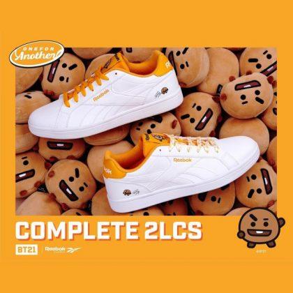 SHOOKY x Reebok 聯名鞋@COMPLETE 2LCS 系列