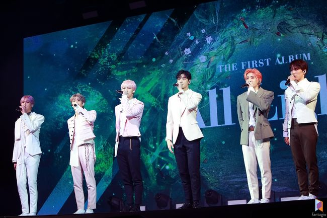 ASTRO《All Light》SHOWCASE