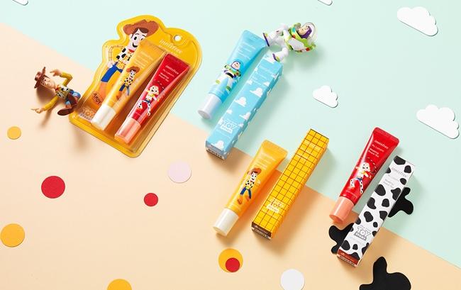 innisfree x 玩具總動員「午茶甜心潤彩護唇膏」